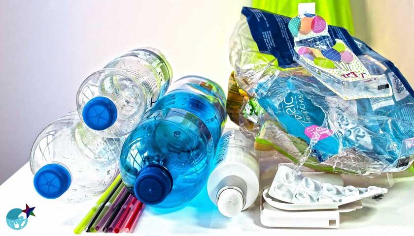 Bazı plastik ürünler